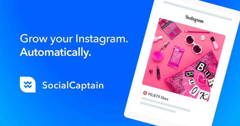 Social Captain Bot