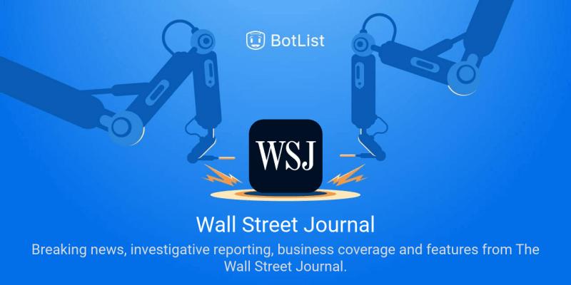 Wall Street Journal Bot