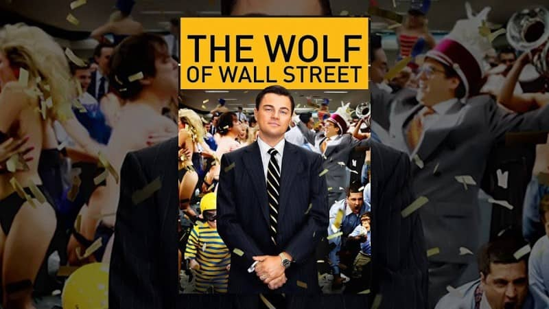 The wolf of the wall street